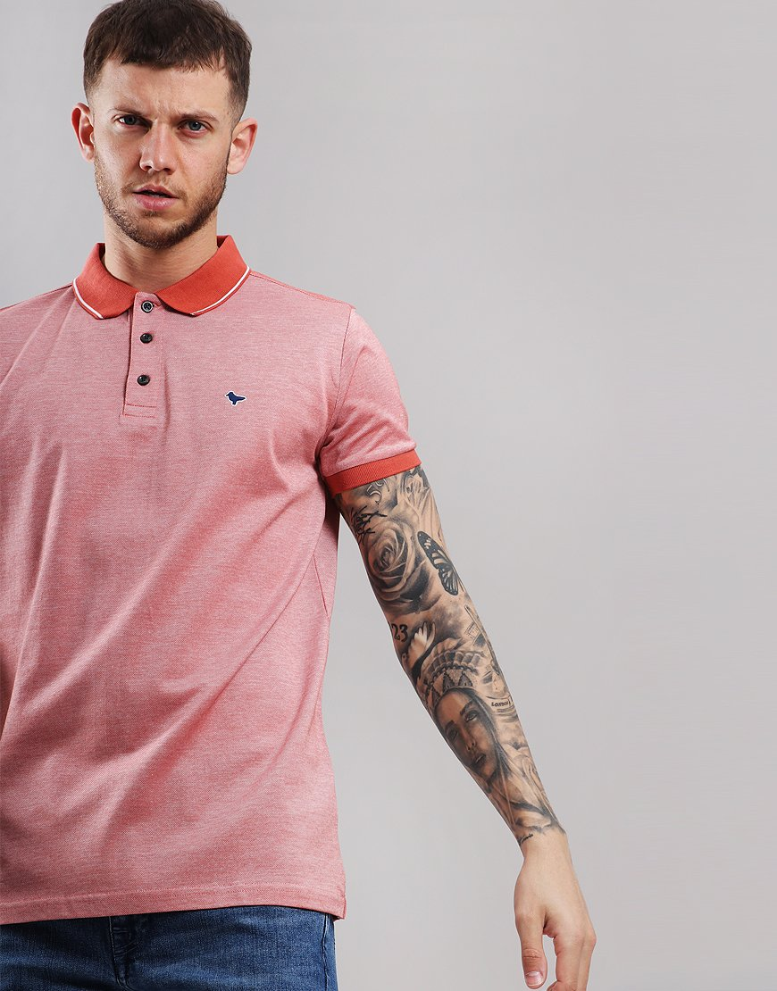 Weekend Offender Dell'Anna Polo Shirt Cosmos/White