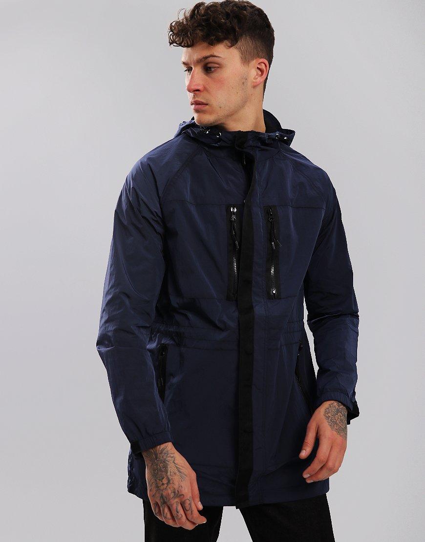 Weekend Offender Duran Technical Jacket Navy
