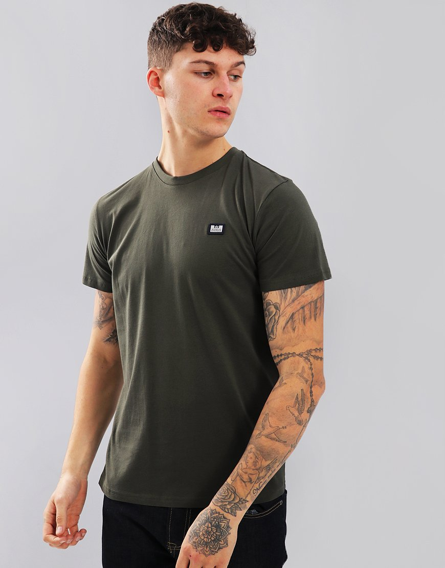 Weekend Offender Kahn T-Shirt Spruce
