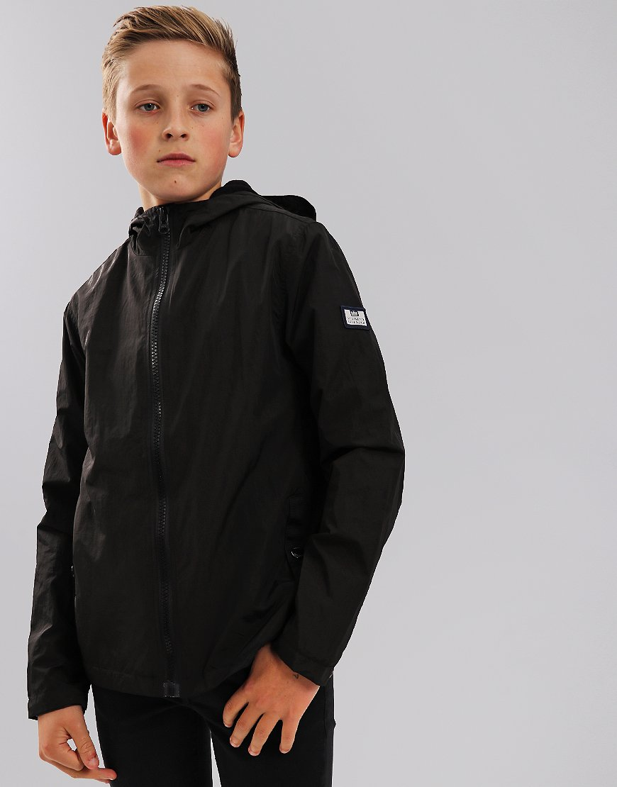 Weekend Offender Kids Marciano Jacket Black