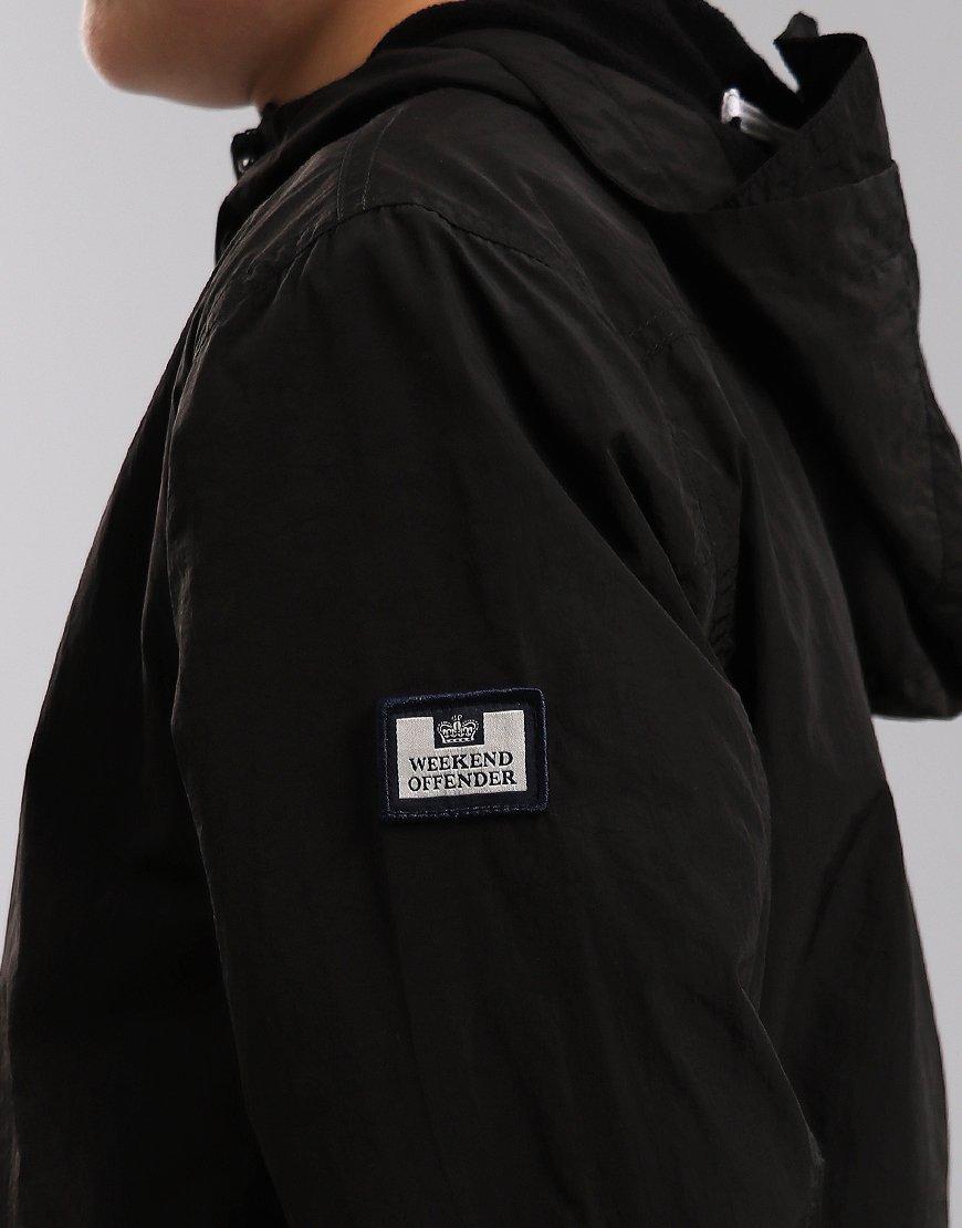 0135b33bfadc Weekend Offender Kids Marciano Jacket Black - Terraces Menswear