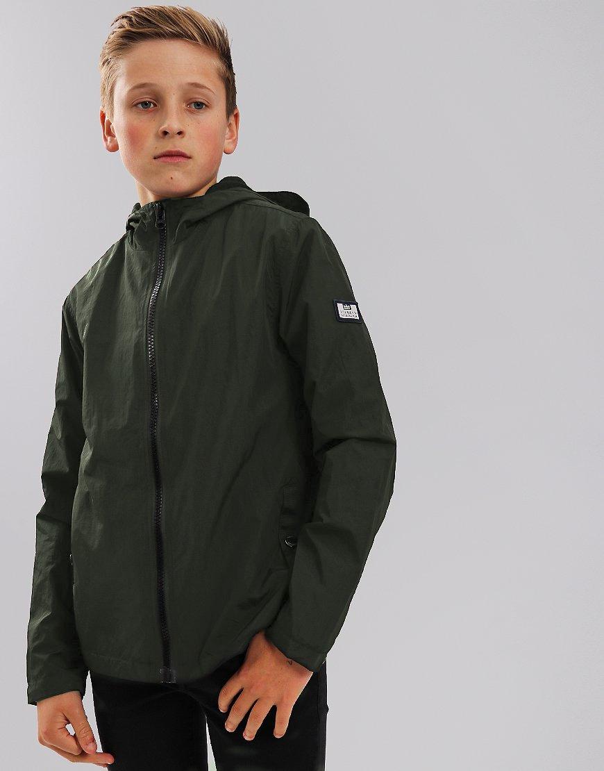 Weekend Offender Kids Marciano Jacket Spruce