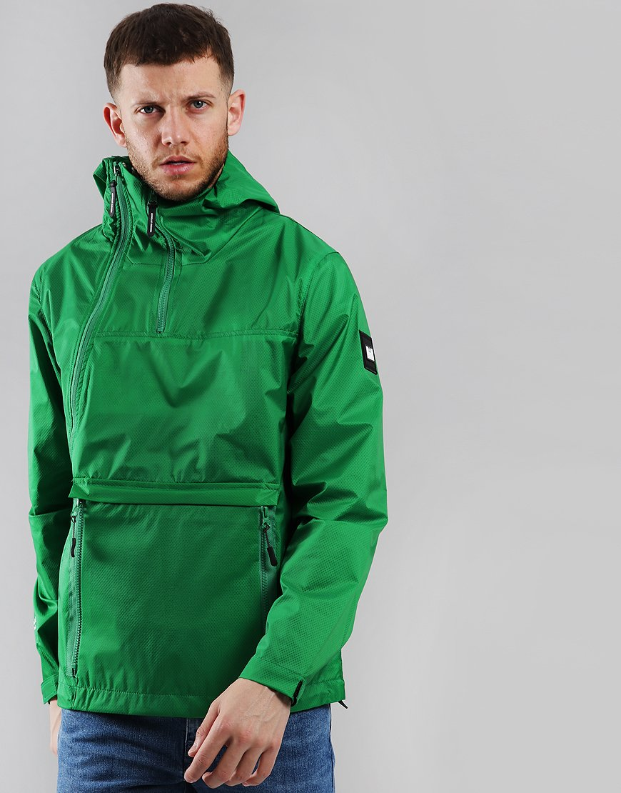 Weekend Offender Malammore Jacket Green Tea