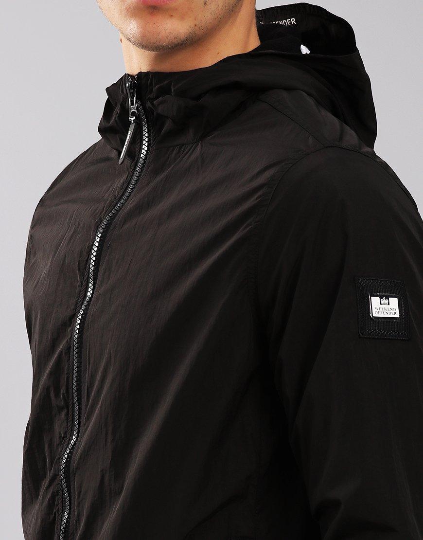 b8bf9ab9ca3f Weekend Offender Marciano Jacket Black - Terraces Menswear