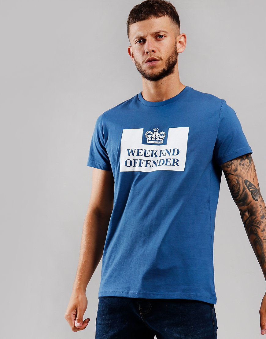Weekend Offender Prison T-Shirt Yale