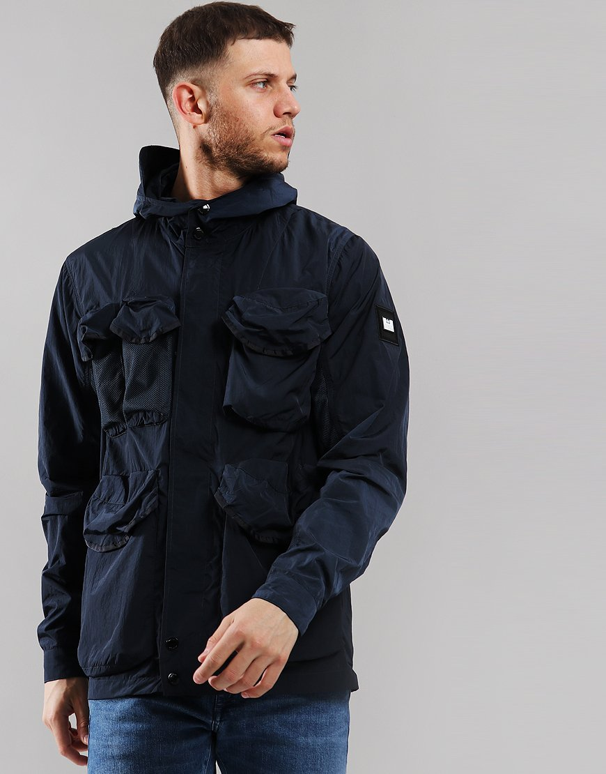 Weekend Offender Salvatore Jacket Navy