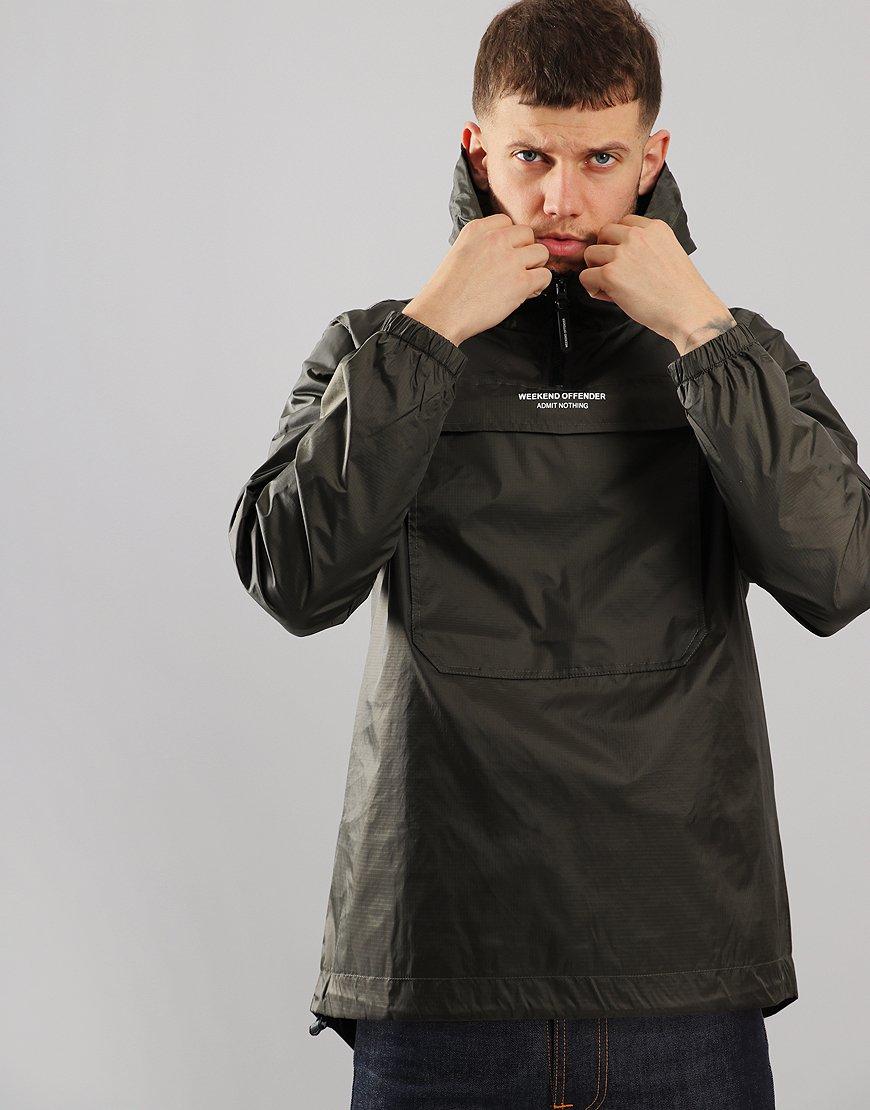 Weekend Offender Muller Jacket Dark Khaki