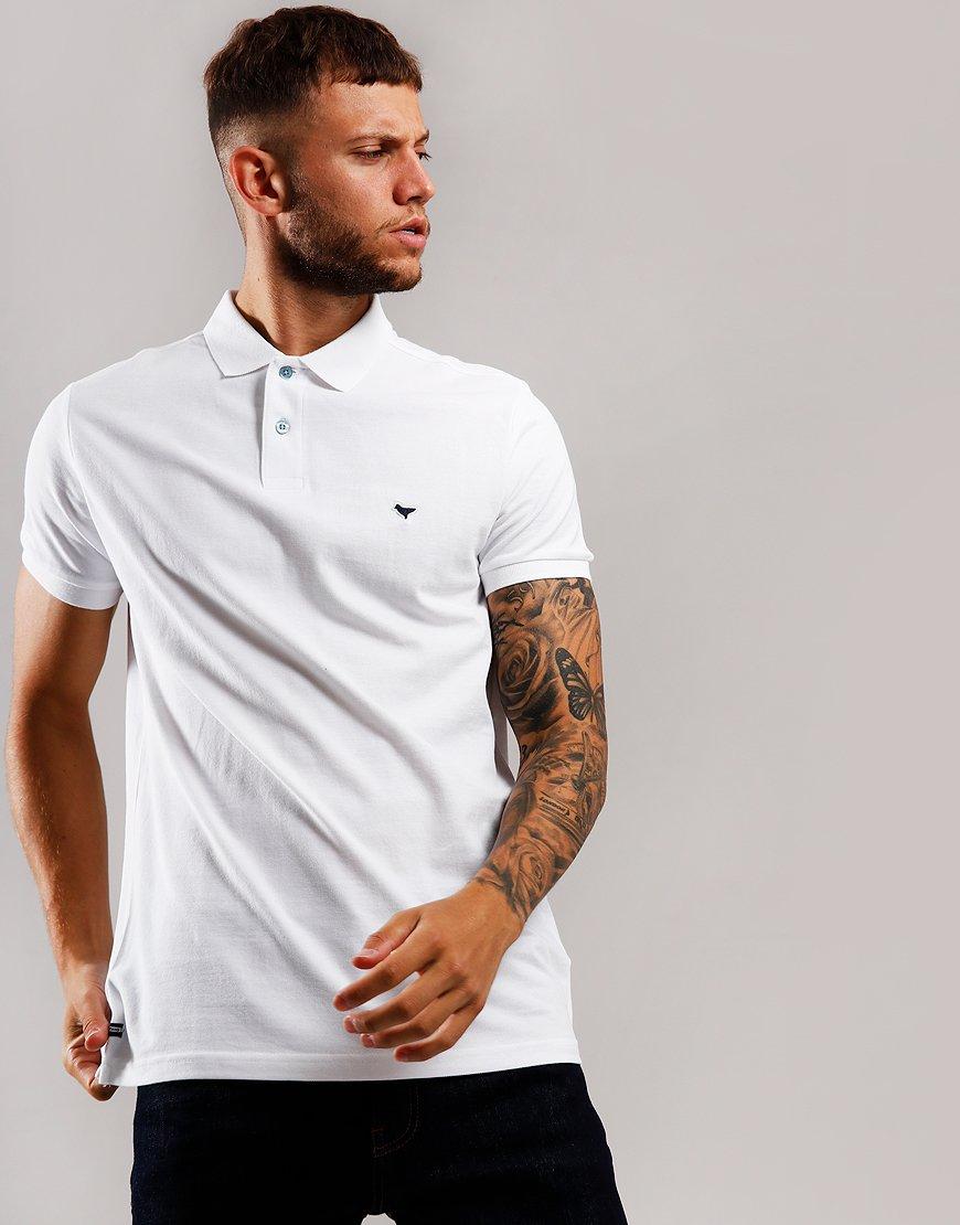 Weekend Offender Trujillo Polo Shirt White