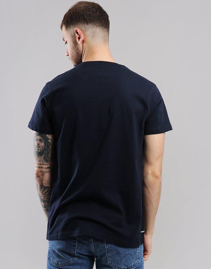 Weekend Offender Zavaterri T-Shirt Navy