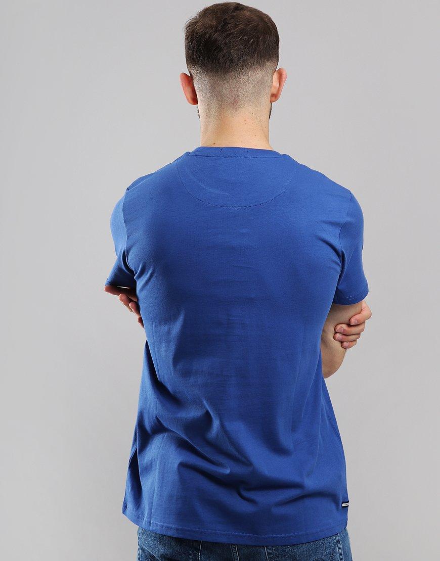 Weekend Offender Zavaterri T-Shirt Reef Blue