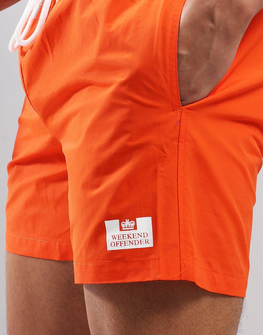 8d63b459ec Weekend Offender Blueblood Swim Shorts Cosmos - Terraces Menswear