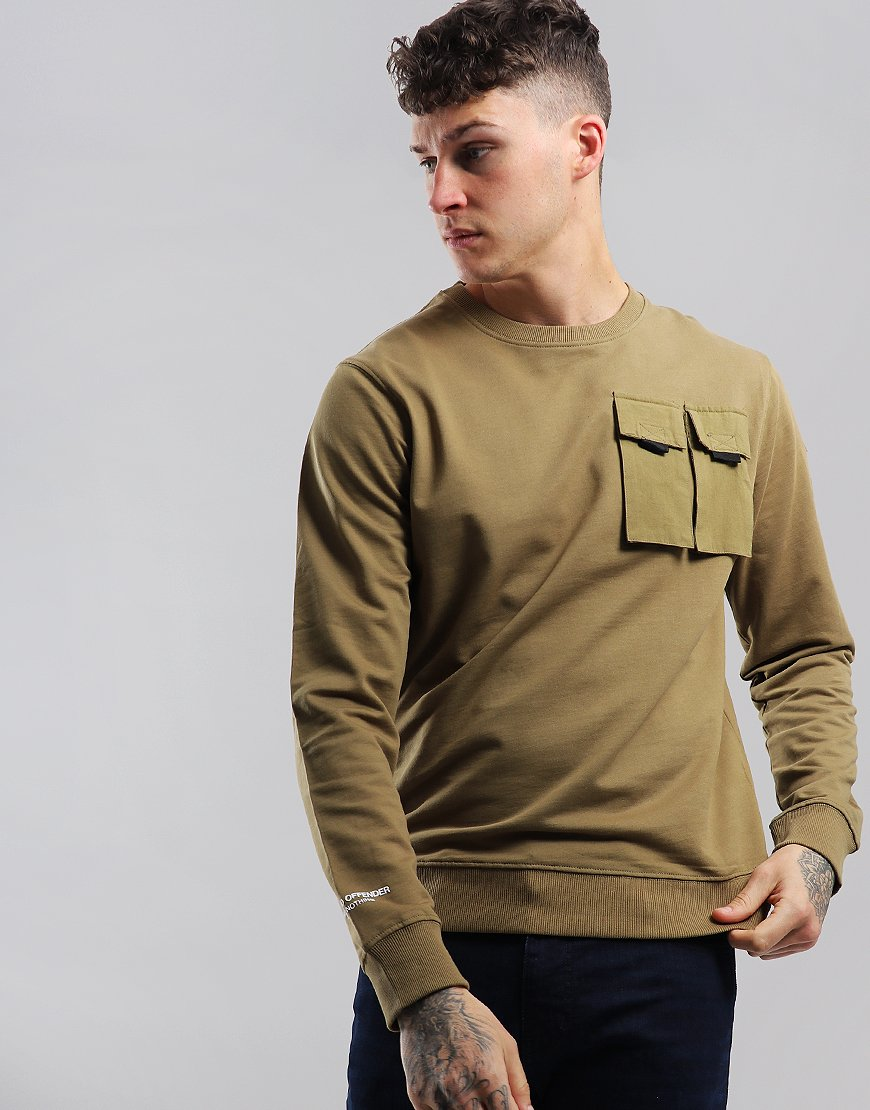 Weekend Offender Alfonso Sweat Lichen