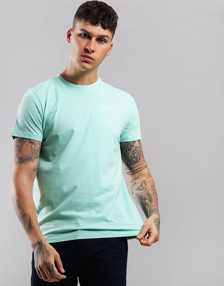 Weekend Offender Barkside T-Shirt Mint