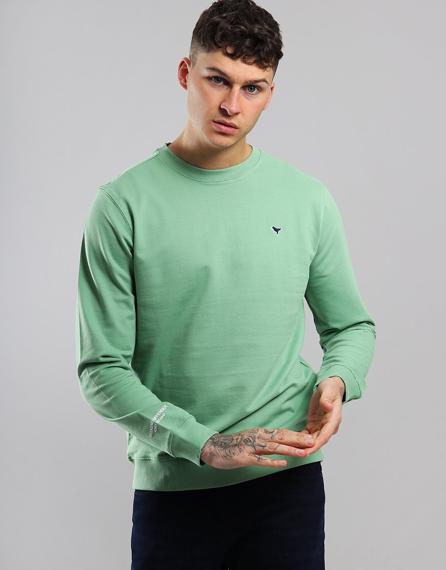 Weekend Offender Capastorta Sweat Green Tea