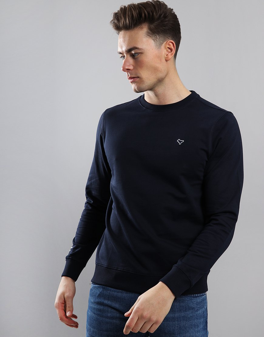 Weekend Offender Capastorta Sweat Navy
