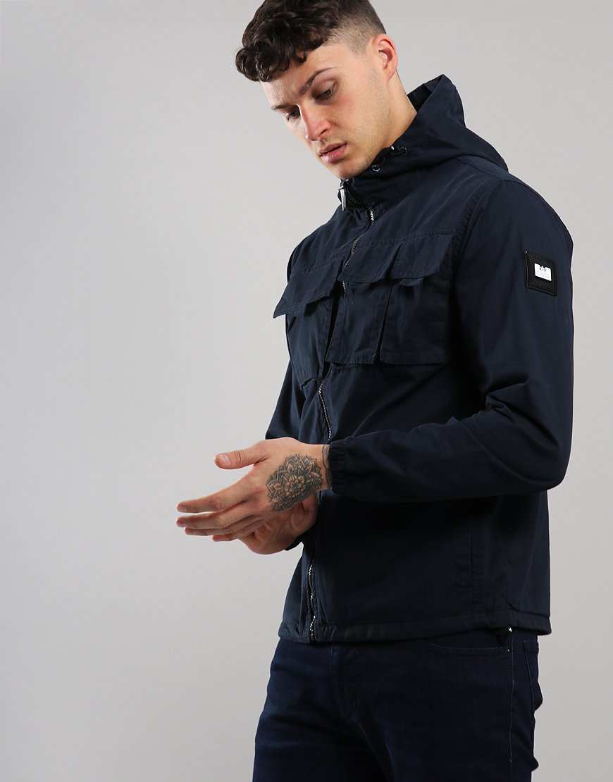 Weekend Offender Cardillo Jacket Navy