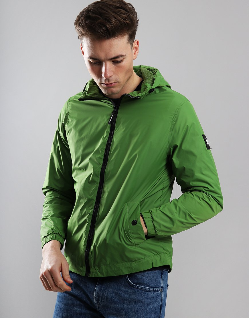 Weekend Offender Fabio Jacket Leaf