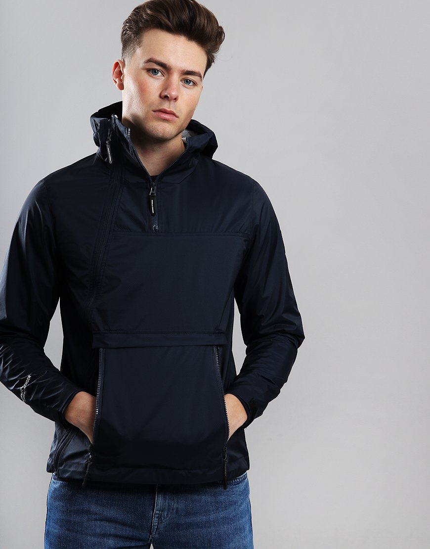 Weekend Offender Malammore Jacket Navy