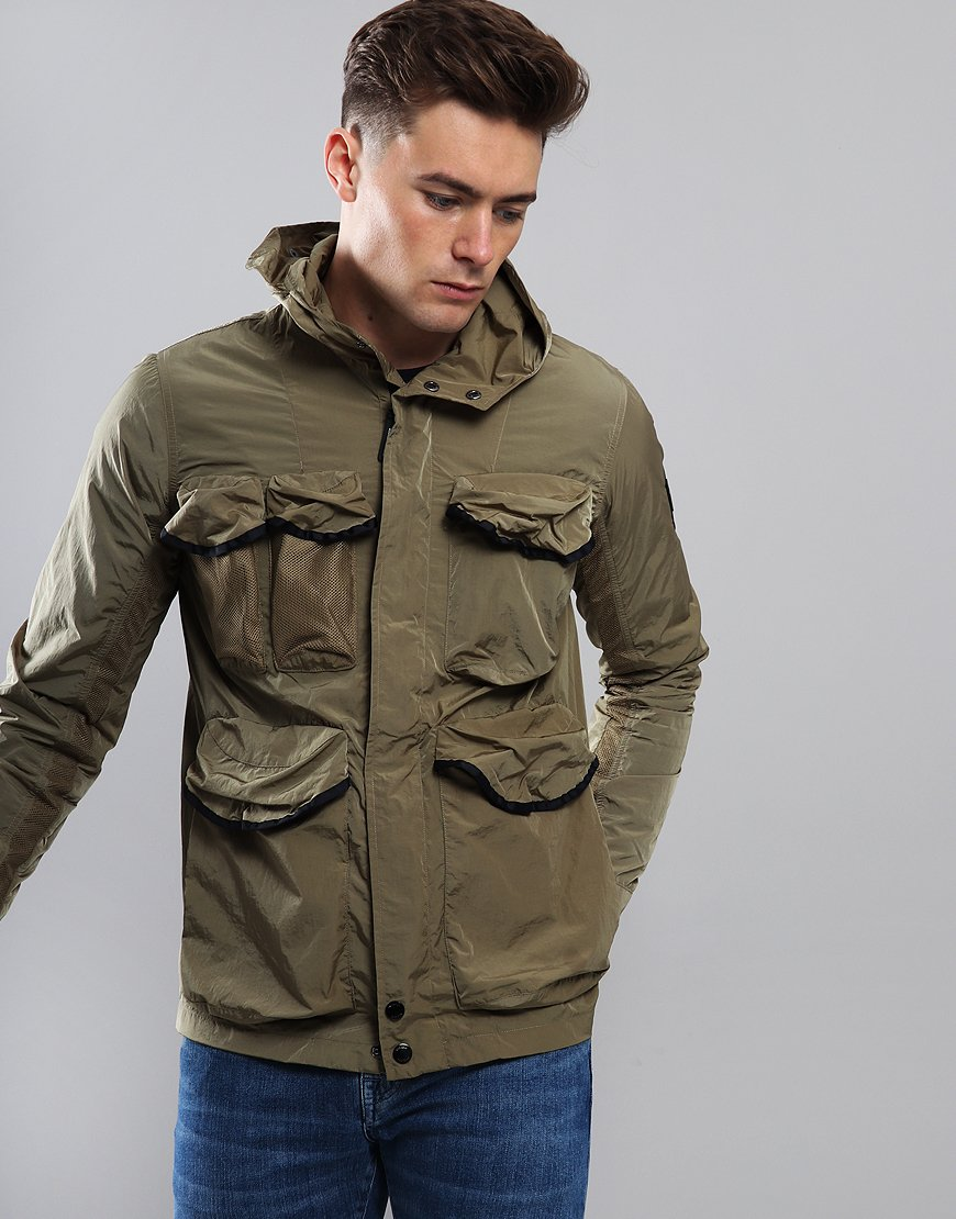 Weekend Offender Salvatore Jacket Lichen