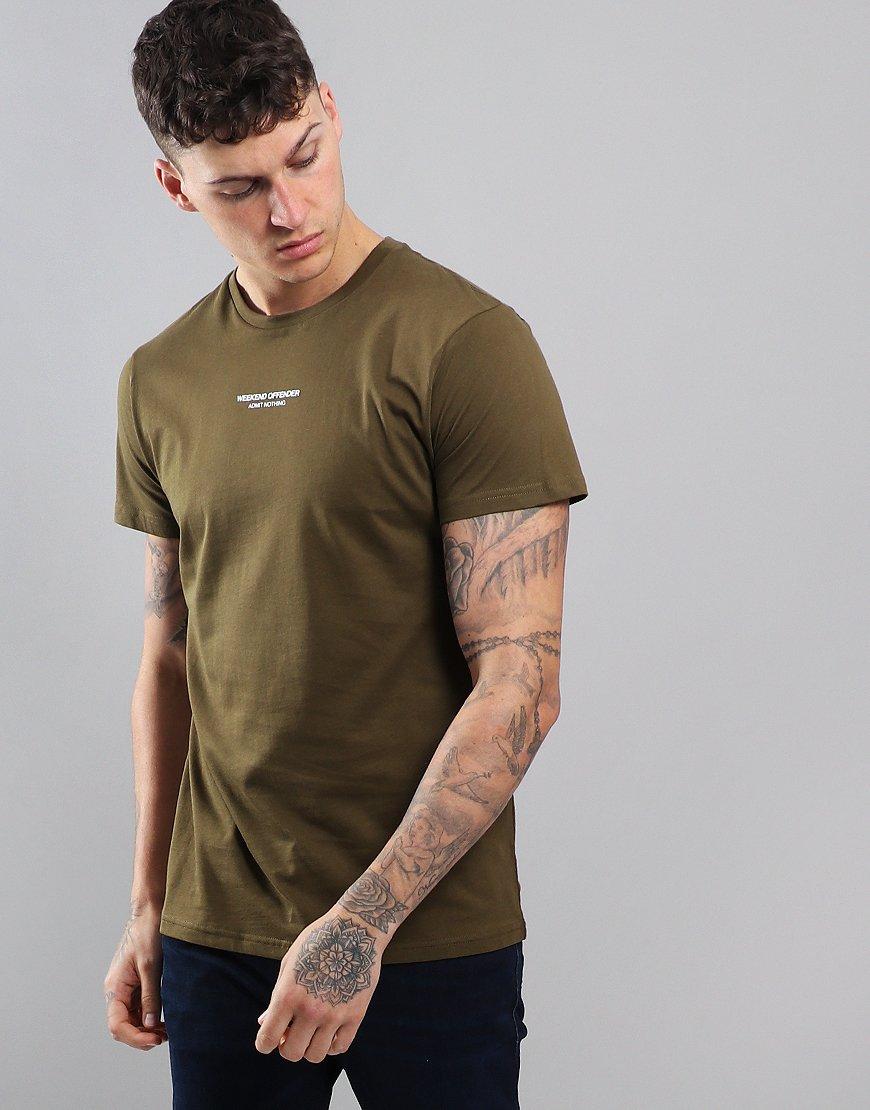 Weekend Offender Zavaterri T-Shirt Conifer